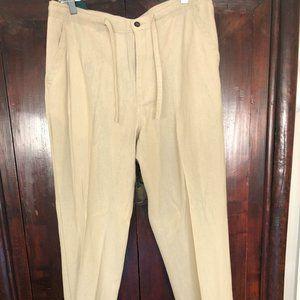 Cubavera Men's Linen Pants